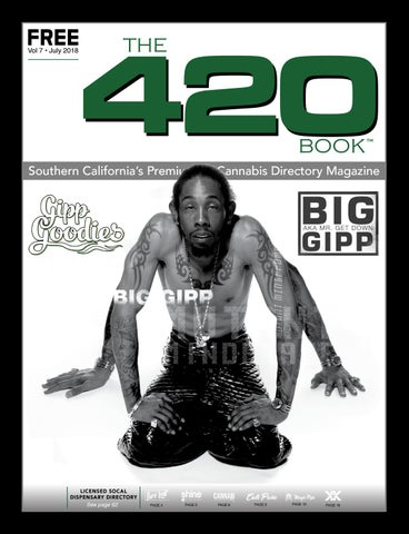The 420 Book • SOCAL • Vol 7 by The 420 Book - issuu