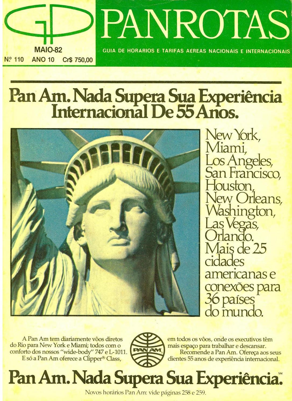 86477b89b935 Guia PANROTAS - Edição 110 - Maio/1982 by PANROTAS Editora - issuu
