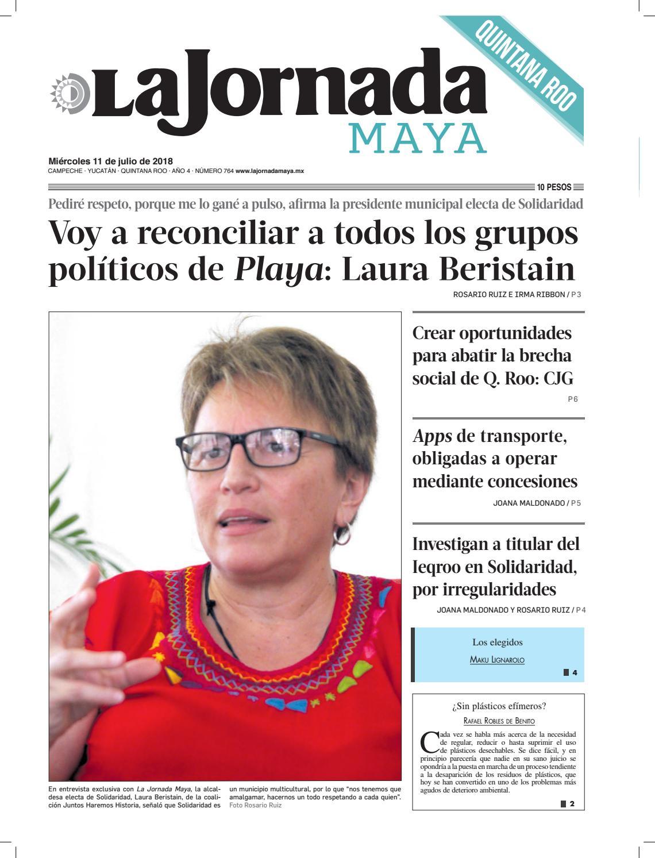 La Jornada Maya · Miércoles 11 de julio by La Jornada Maya - issuu 9b172149af141