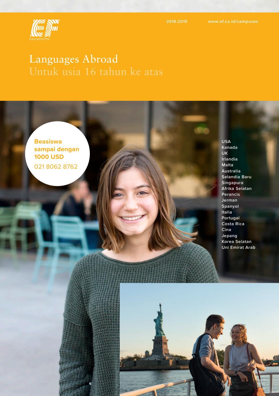 ID ILSU D1 2019 By EF Education First Issuu