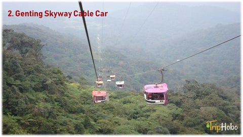 Page 3 of Top Attractions in Genting Highlands