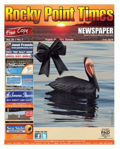 Rocky Point Times July 2018 by Rocky Point Services - issuu