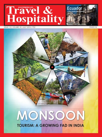 Travel and Hospitality (TnH) - July 2018 by Prem Sagar - issuu