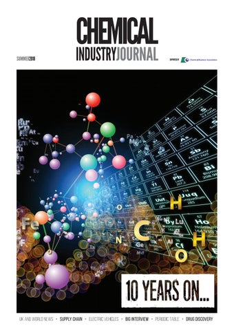 Chemical Industry Journal 11