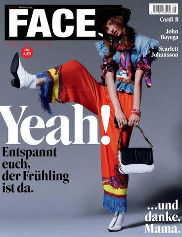 FACES Magazin Schweiz, Maiausgabe 2018 by Fairlane