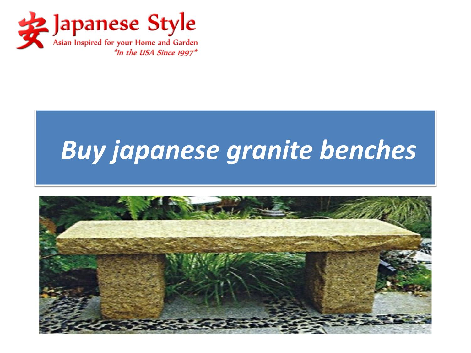 Anese Garden Benches For By