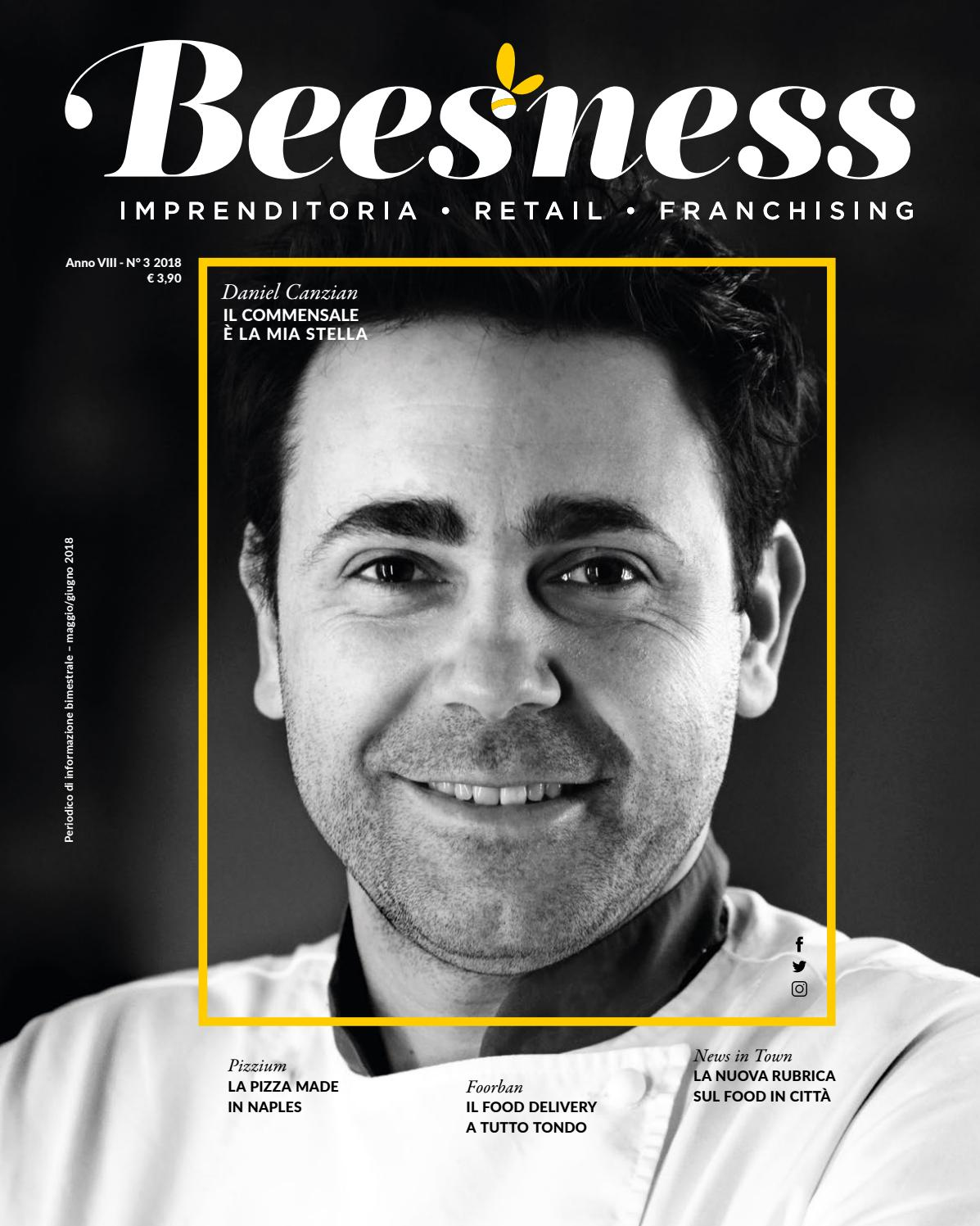 Beesness - Chef Daniel Canzian by Beesness - issuu 5b5c4a2ce61