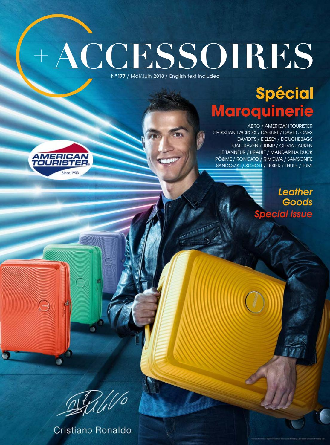 d6c2691b27 N°177 May/June 2018 by C+ accessoires - issuu