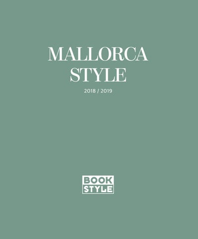 be7ff22c7 Mallorca Style 2018   2019 by bookstyleissuu - issuu