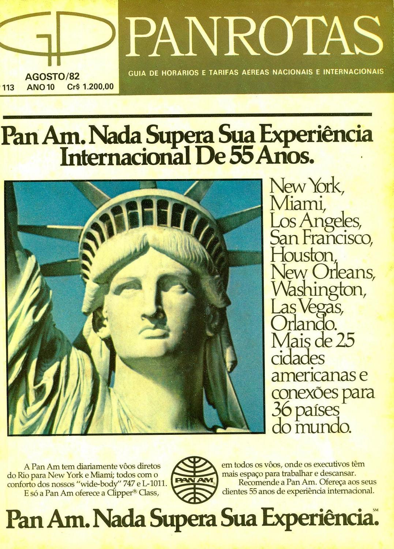 803e9a8a6ba52 Guia PANROTAS - Edição 113 - Agosto 1982 by PANROTAS Editora - issuu