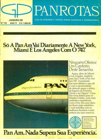 Guia PANROTAS - Edição 118 - Janeiro 1983 by PANROTAS Editora - issuu 05ac80ad66c8b