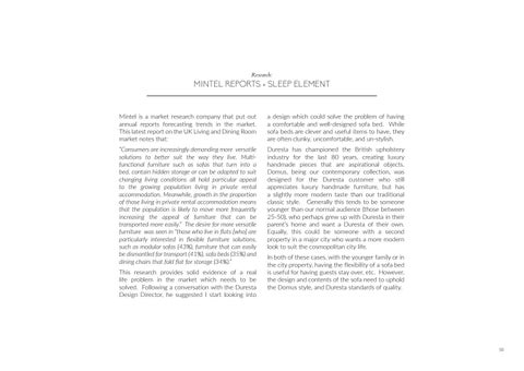Page 59 of Research - Mintel Reports + Sleep Element