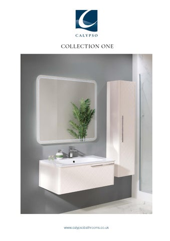 Calypso - Collection One 2018 by Merlin Bathrooms - issuu 1fe795f008f