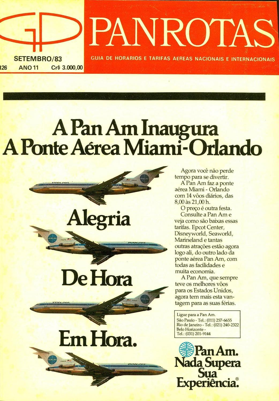 cbf2b6cad8c Guia PANROTAS - Edição 126 - Setembro 1983 by PANROTAS Editora - issuu