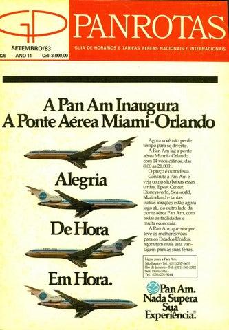 Guia PANROTAS - Edição 126 - Setembro 1983 by PANROTAS Editora - issuu 6d090c778c