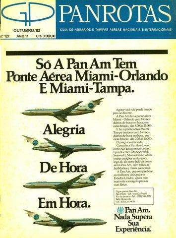 196dd434d0 Guia PANROTAS - Edição 127 - Outubro 1983 by PANROTAS Editora - issuu