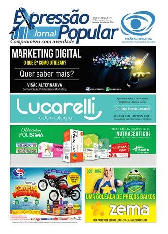 415f188161a Jornal Expressão Popular - Edição 171 by Michelângelo - issuu
