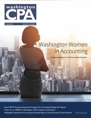 WashingtonCPA 2018 Spring by Washington Society of CPAs - issuu