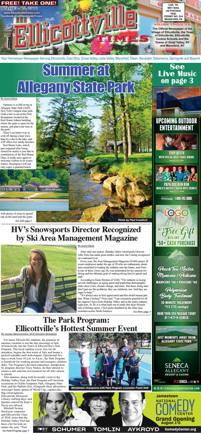 6-13-18 Ellicottville Times by Ellicottville Times - issuu