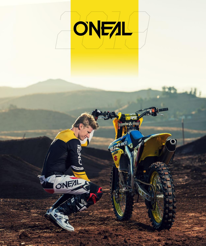 ONeal Element 2019/Shred Pantalon de Motocross