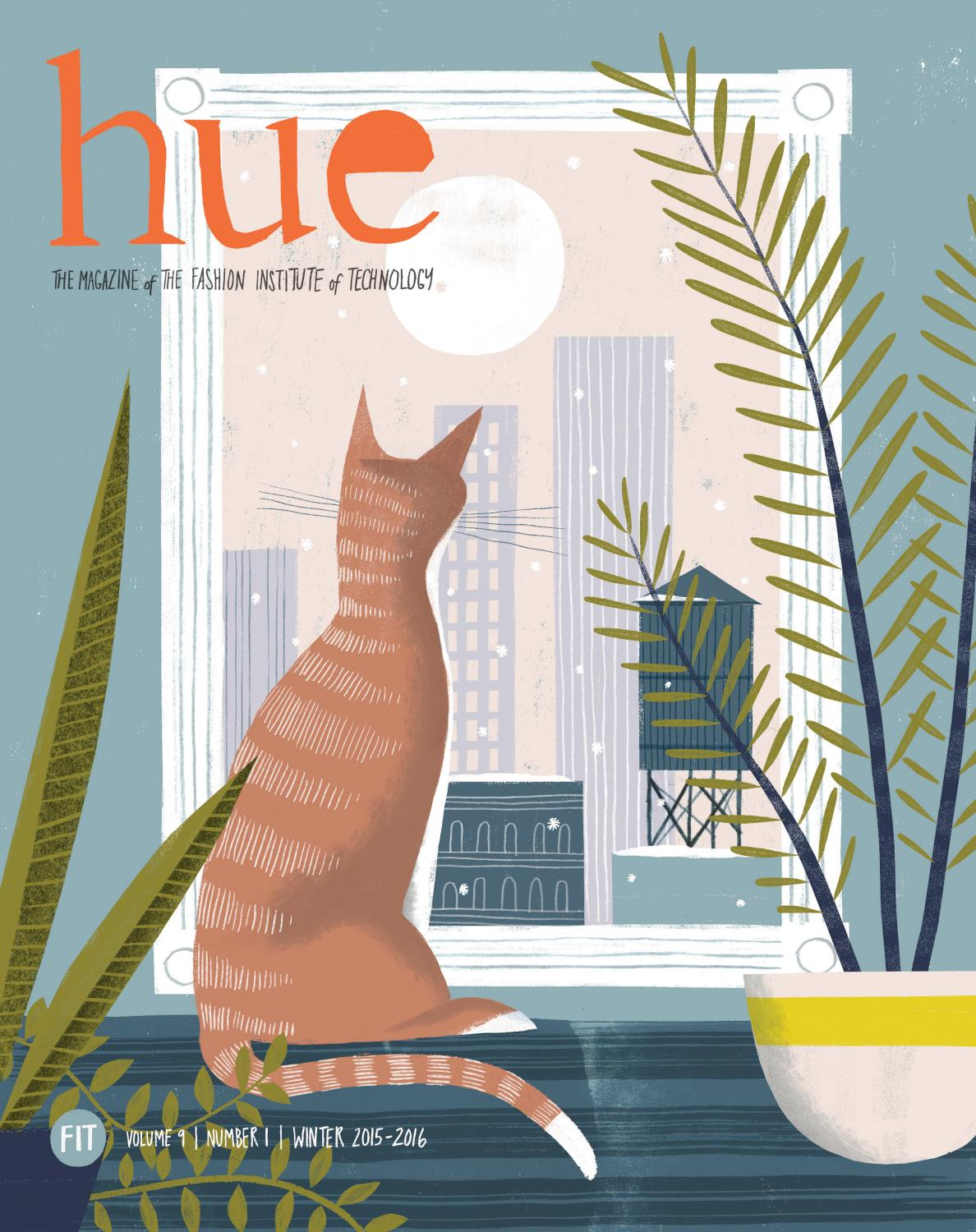 Hue Winter 2015 By Fashion Institute Of Technology Issuu