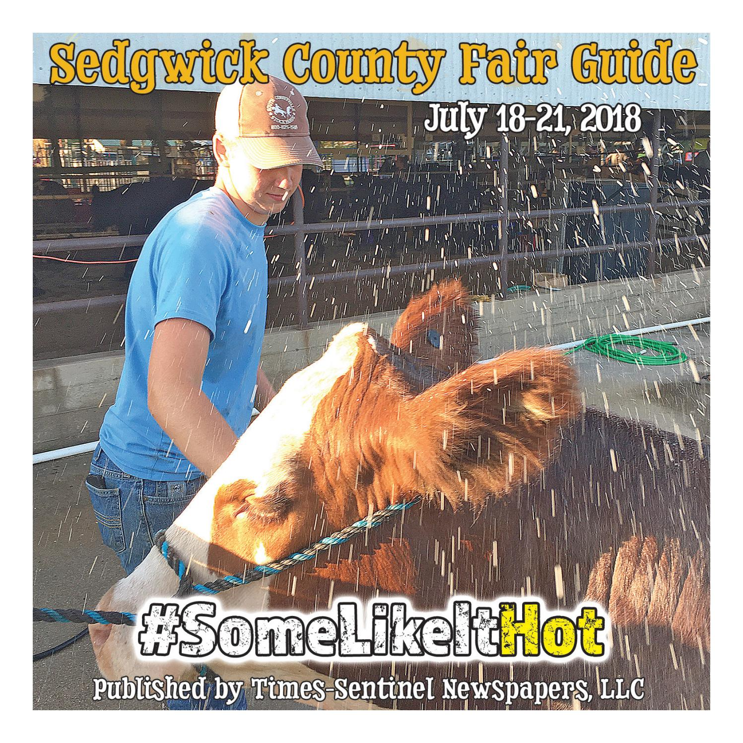Sedgwick County Fair Guide 2018 by Travis Mounts - issuu