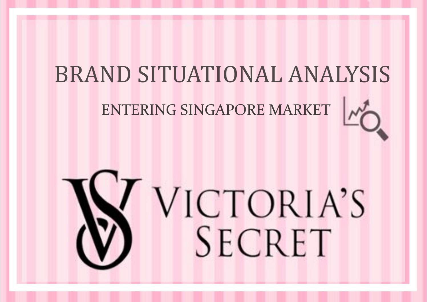 42114df2d090 Victoria's Secret Brand Situational Analysis: Entering Singapore Market by  Anastasia Sorokina - issuu