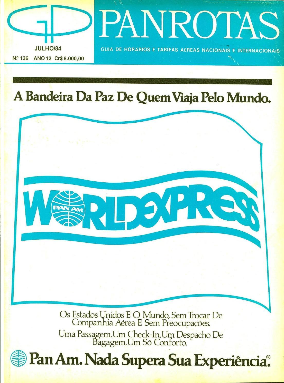 8b255a6239e Guia PANROTAS - Edição 136 - Julho 1984 by PANROTAS Editora - issuu