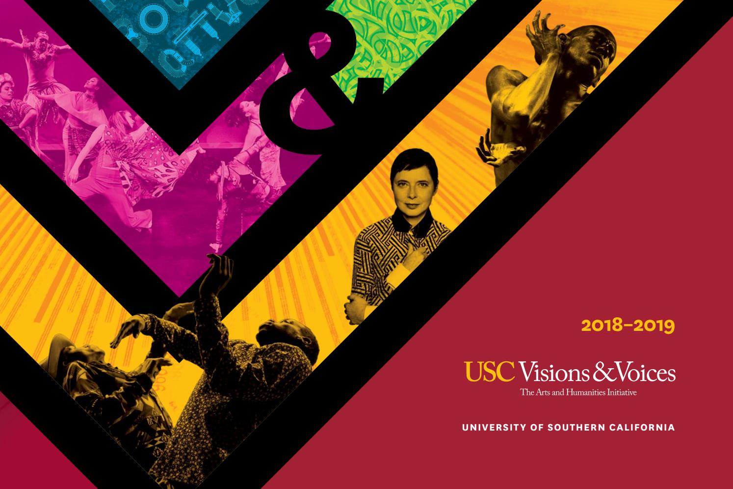 Image result for usc visions and voices