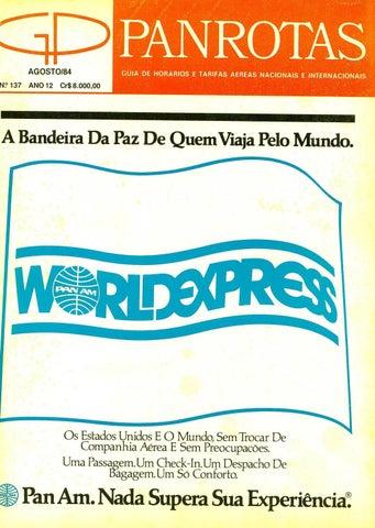 Guia PANROTAS - Edição 137 - Agosto 1984 by PANROTAS Editora - issuu 3dbeda92eb