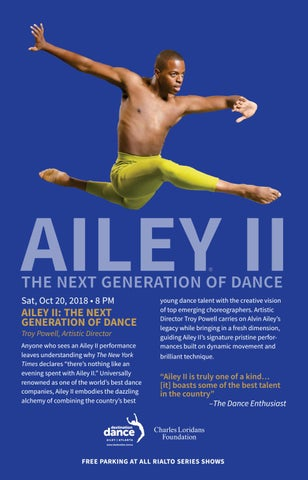 Page 4 of Ailey II: the Next Generation of Dance