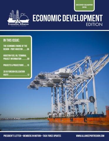 Economic Alliance Houston Port Region - 2018 Q2 Newsletter
