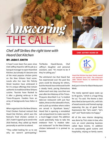 Page 7 of Answering the Call