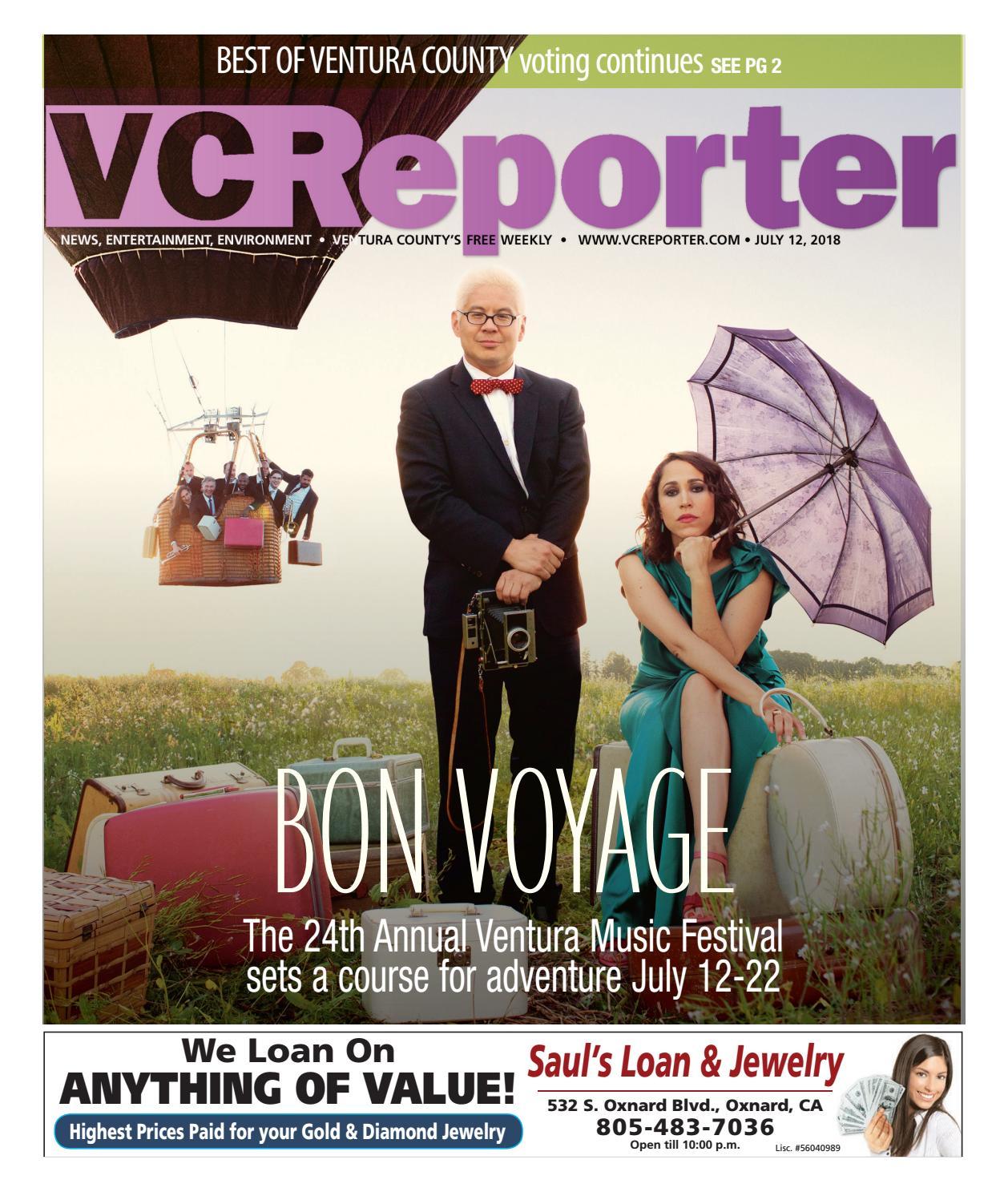 ad10e460b89ef Ventura County Reporter   July 12, 2018 by venturacountyreporter - issuu