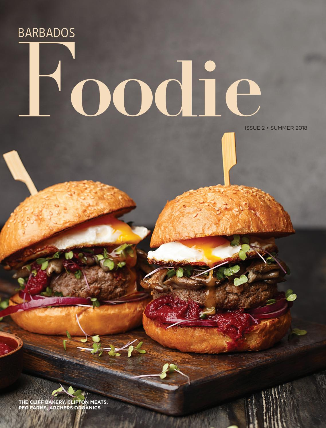 Barbados Foodie - Issue 2 by Barbados Foodie - issuu