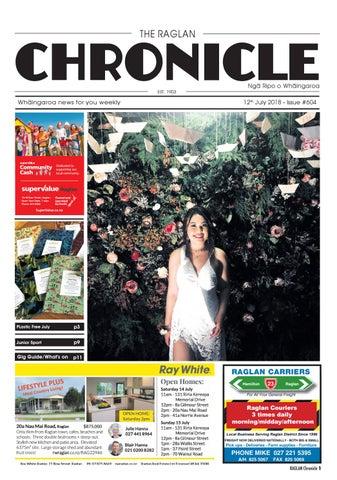 Raglan Chronicle