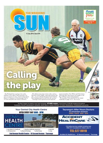 The Weekend Sun - 13 July 2018 by Sun Media - issuu