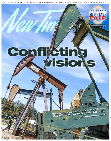 New Times July 7 2018 By New Times San Luis Obispo Issuu