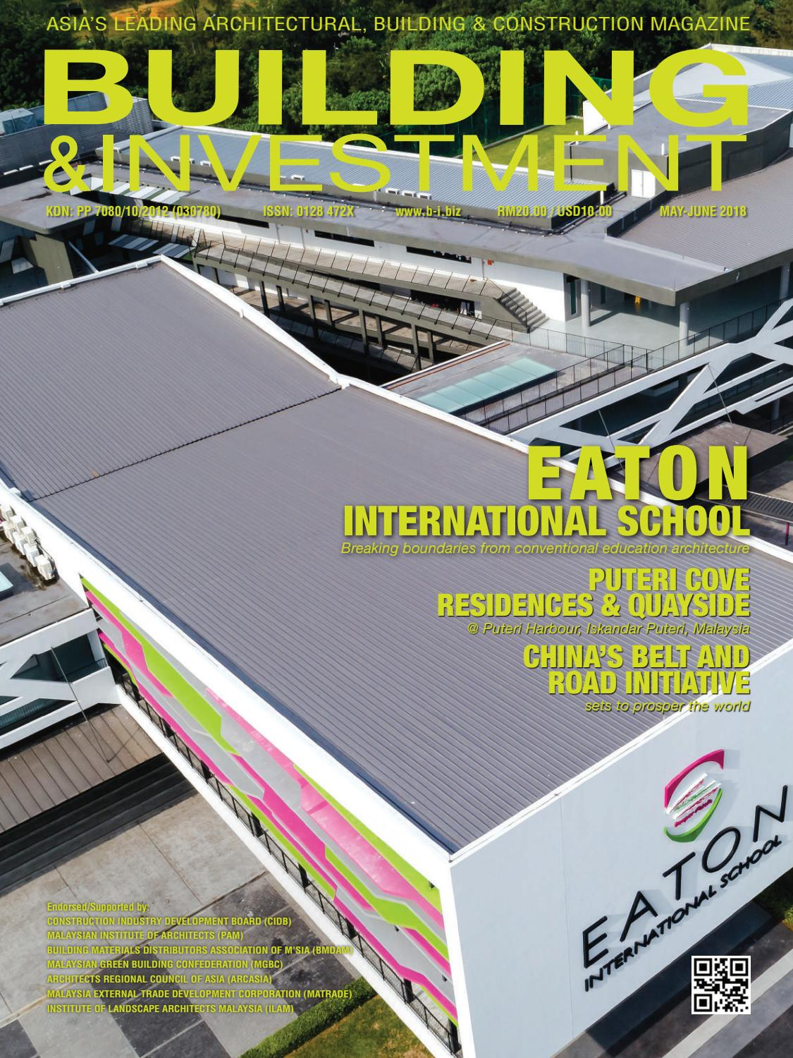 Building & Investment May - Jun 2018 by Building & Investment - issuu