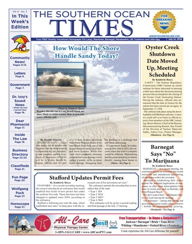 421af8254c 2018-07-14 - The Southern Ocean Times by Micromedia Publications ...
