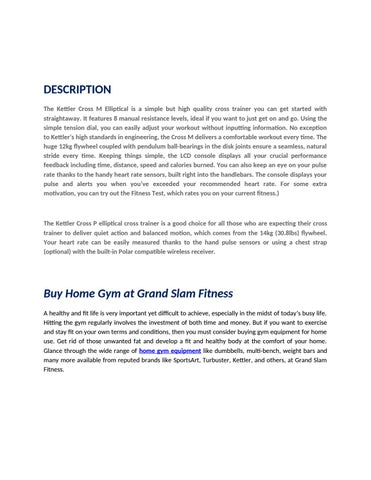Page 2 of Home Gym Equipment | Gym Equipment For Home Use