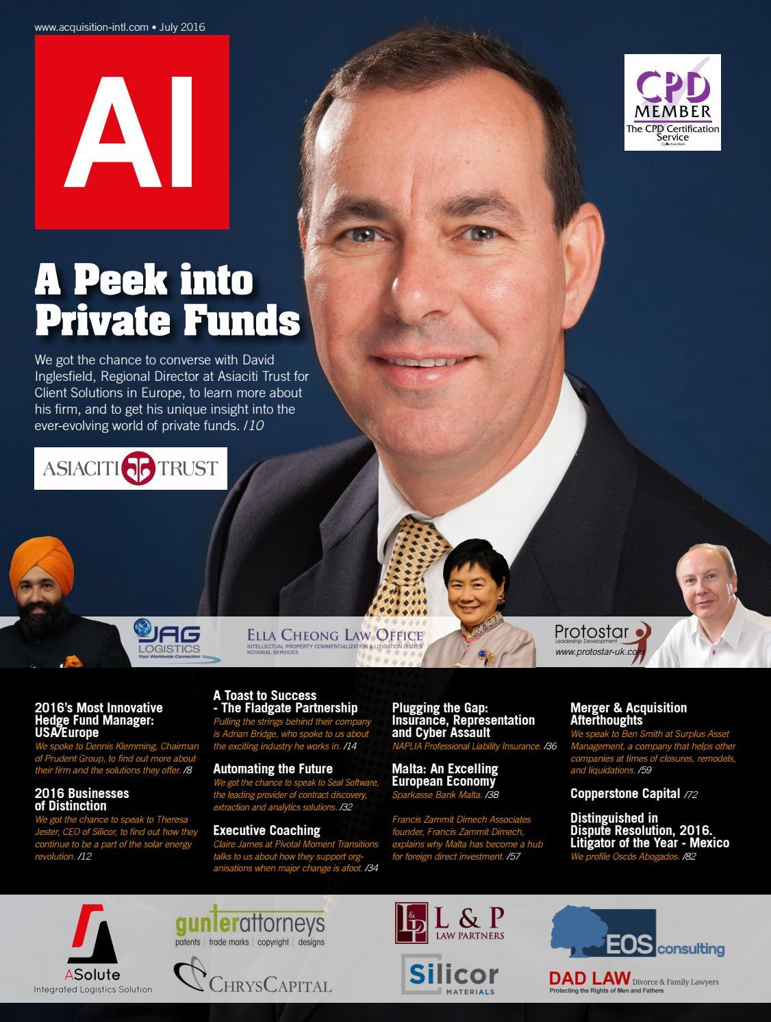 AI July '16 by AI Global Media - issuu