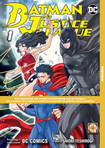 Page 79 of Anteprima - Batman e la Justice League