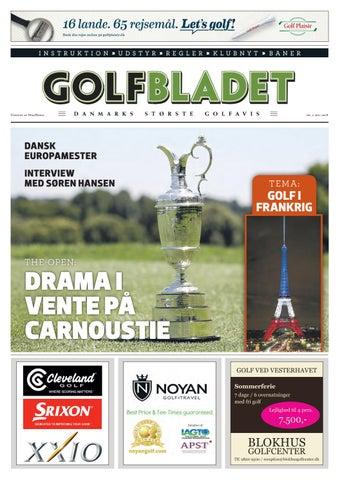 hot sale online dc2aa 102f7 GOLFBLADET Juli 2018 by Morten Buckhøj - issuu