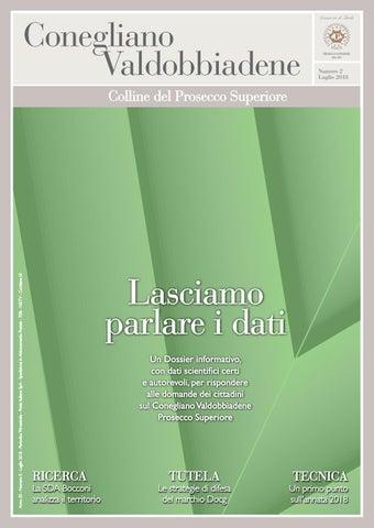 b60f849d9c Conegliano Valdobbiadene Magazine #2 Luglio 2018 by Conegliano ...