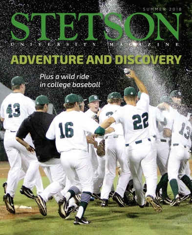 83fc5aadc71 Stetson Magazine by Stetson University - issuu