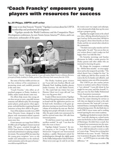"""Page 37 of """"Coach Francky"""" empowers young players with resources for success"""