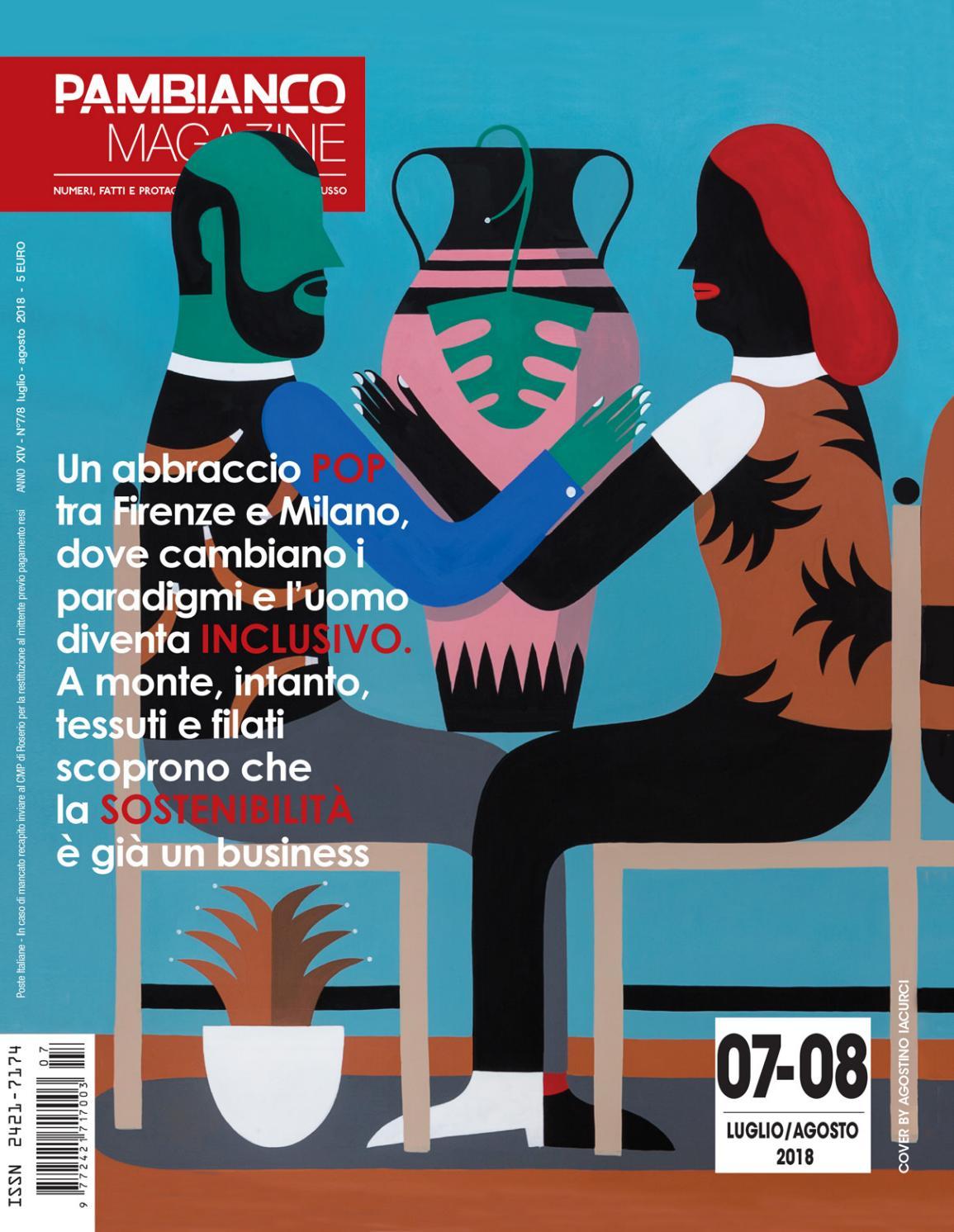 049b0d29bba5e Pambianco magazine 7 8 XIV by Pambianconews - issuu