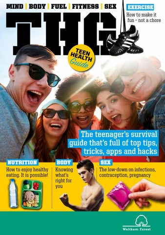 sex tips til teenagere