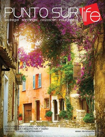 Punto Sur Life Verano 2018 by Revistas Life - issuu 9a0c4c0768cae